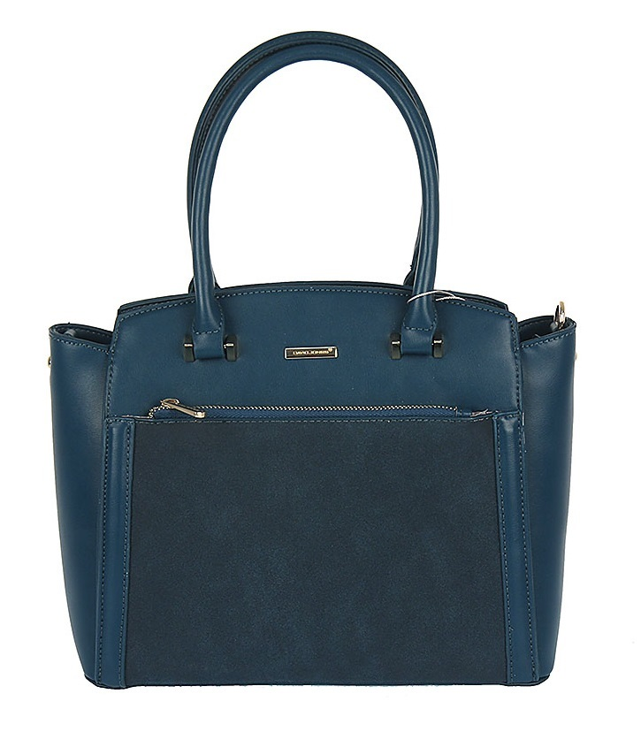 Trendy kabelka do ruky David Jones CM5207-3-peacockblue