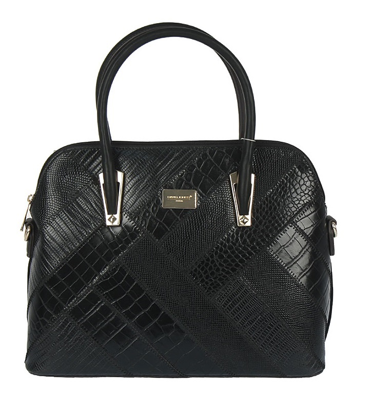 Elegantná kabelka do ruky David Jones CM5206-4-black