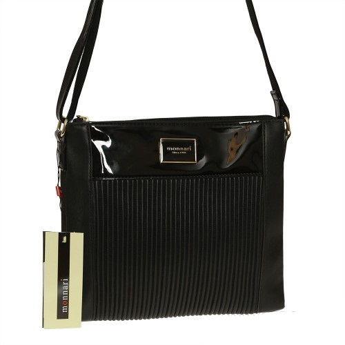 Luxusná crossbody MONNARI MON8670-black