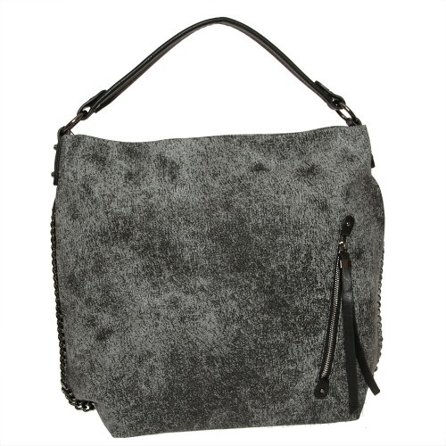 Štýlový shopper VALENTINA WE2451-black