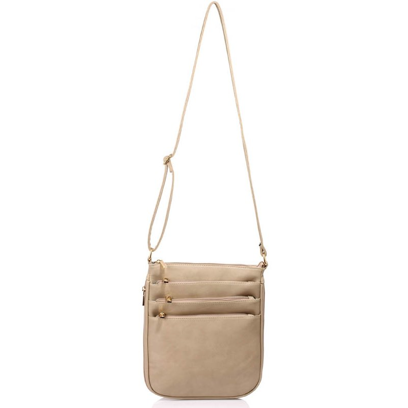 Crossbody kabelka Chill DK00499-taupe
