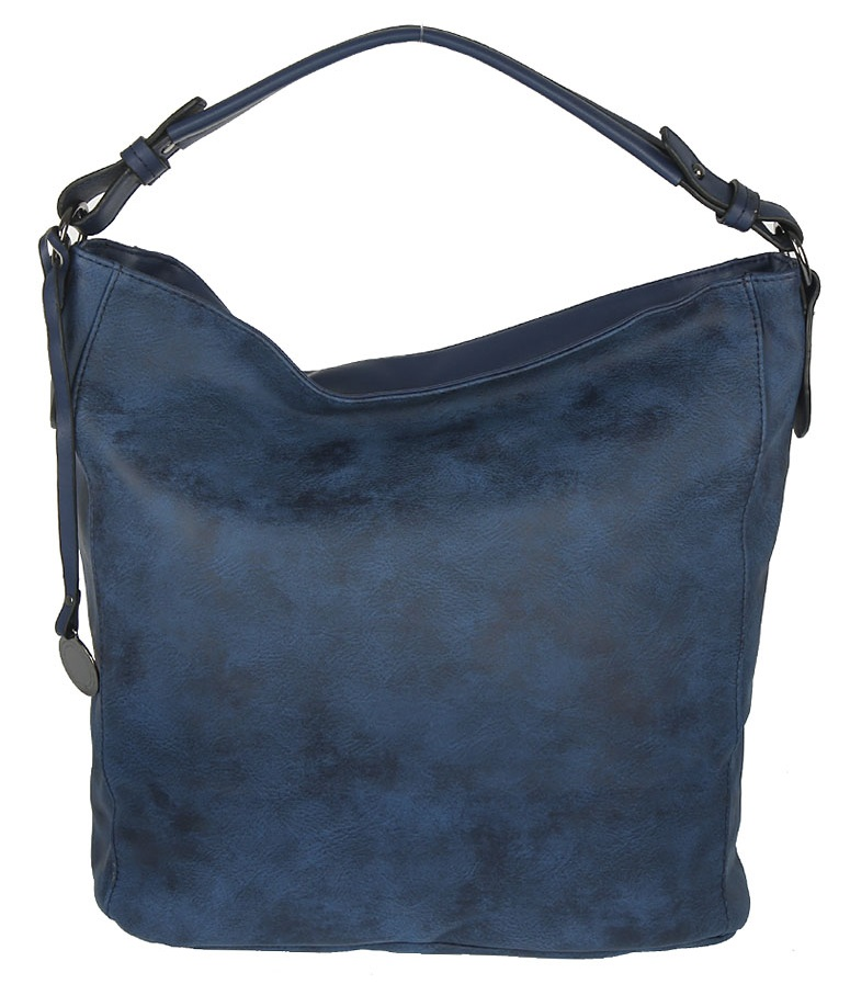 Štýlový shopper PEPPER WE-8623-blue