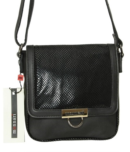 Luxusná crossbody MONNARI MON9300-black