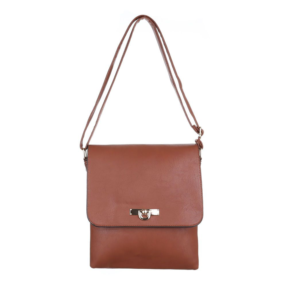 Crossbody kabelka RACHEL VSGL-B50-brown
