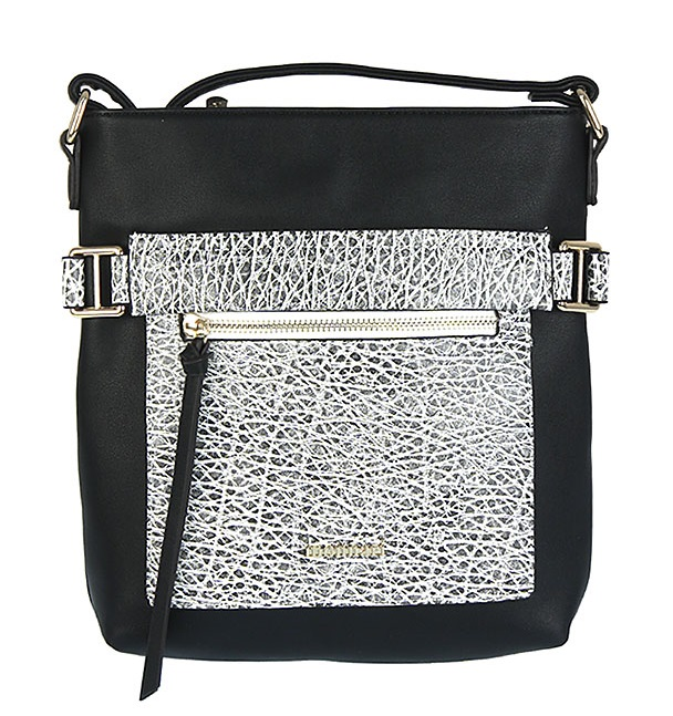 Luxusná crossbody MONNARI MON9260-black