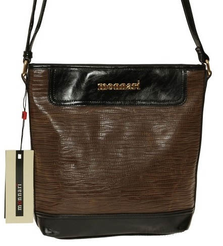 Luxusná crossbody MONNARI MON8320-brown