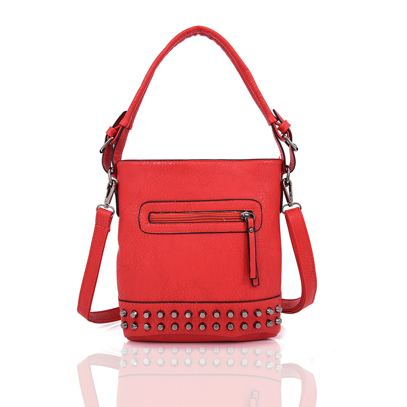 Štýlová crossbody NANCY DJC-WBB248PU-red