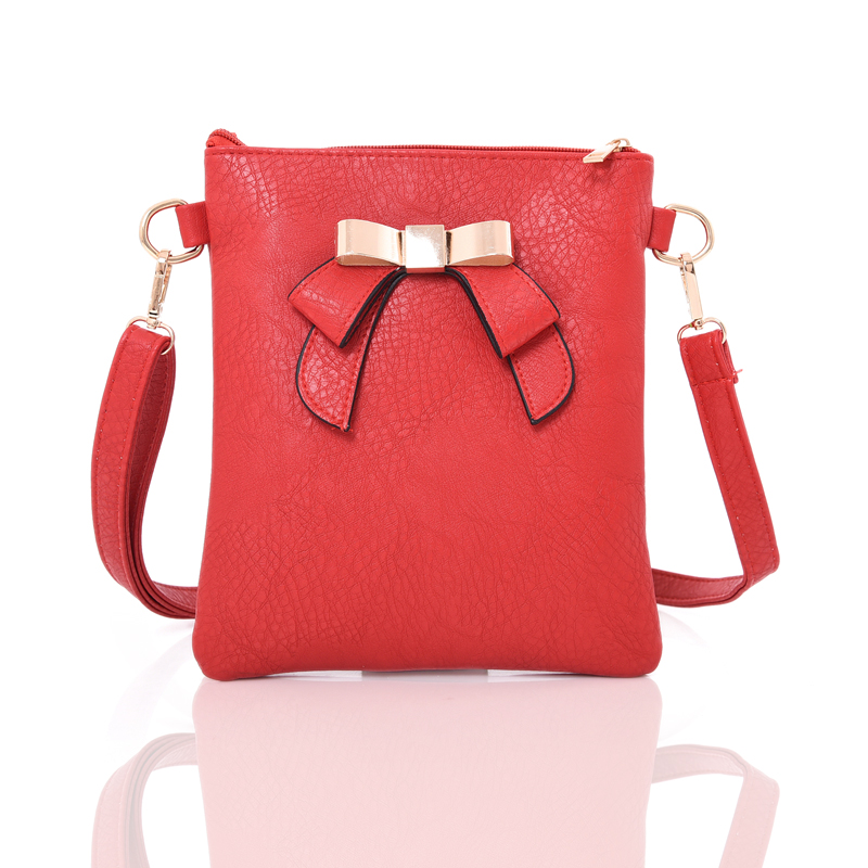 Crossbody kabelka JOAN DJC-WBB249LK-red