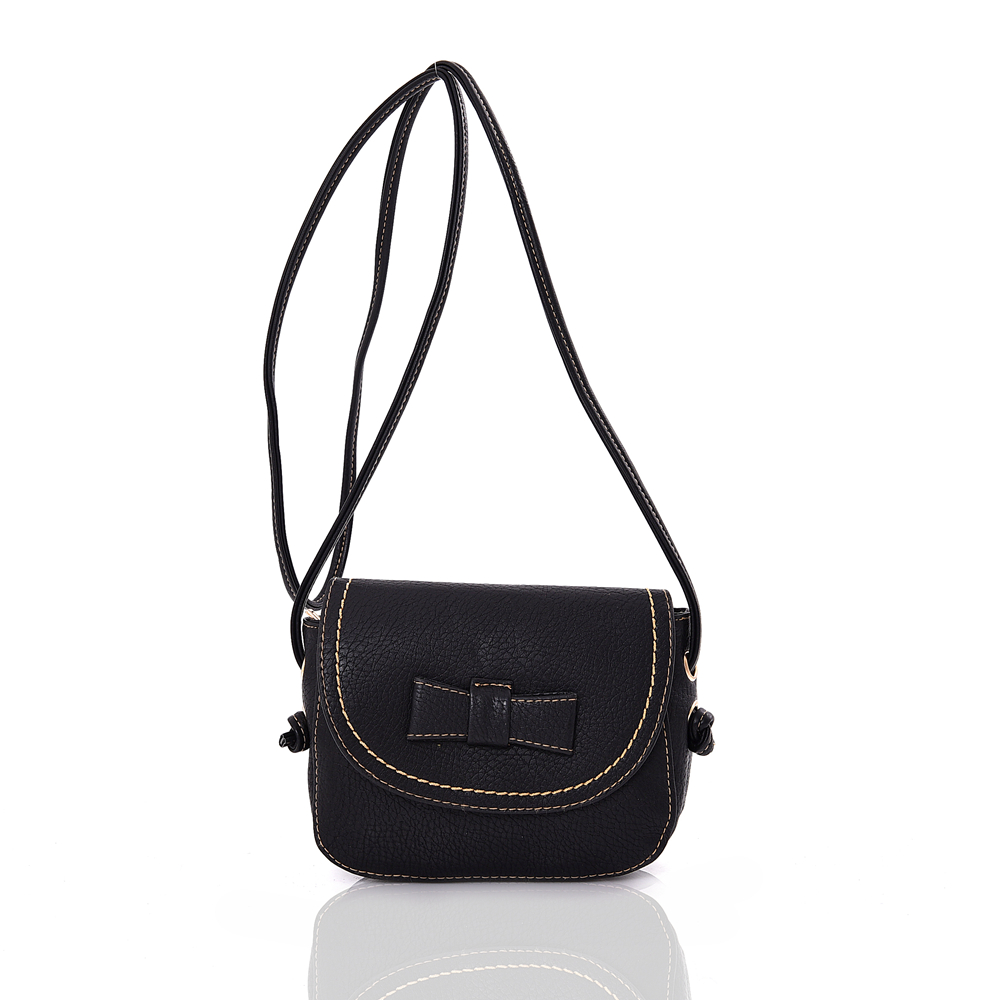 Crossbody kabelka LILY DJC-WBB263BE-black