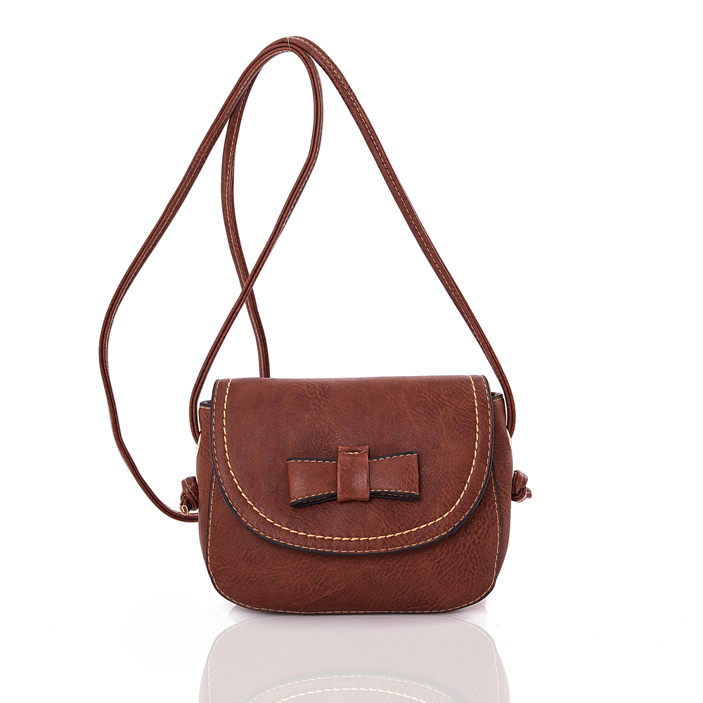 Crossbody kabelka LILY DJC-WBB263BE-r.brown