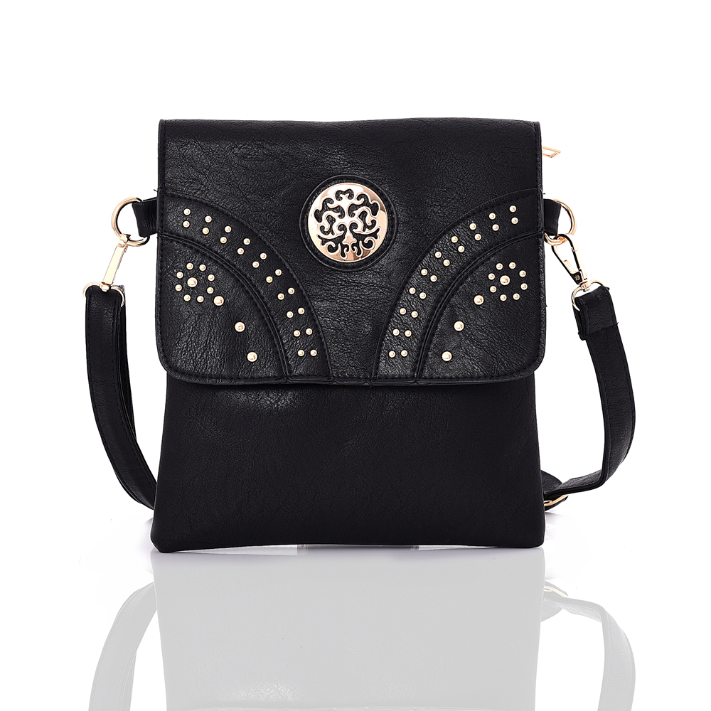 Crossbody AMANI WBB264RD-black