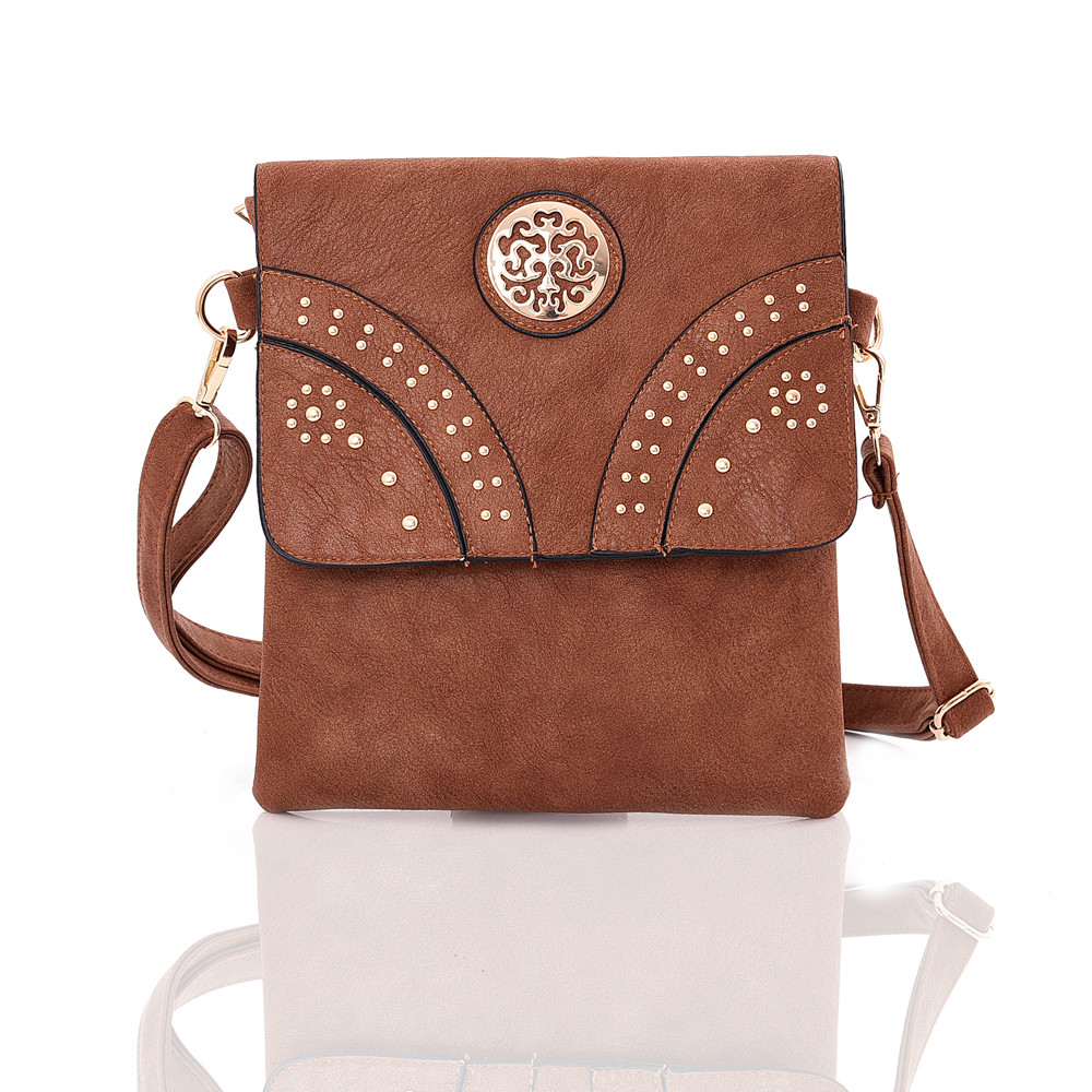 Crossbody AMANI WBB264RD-brown
