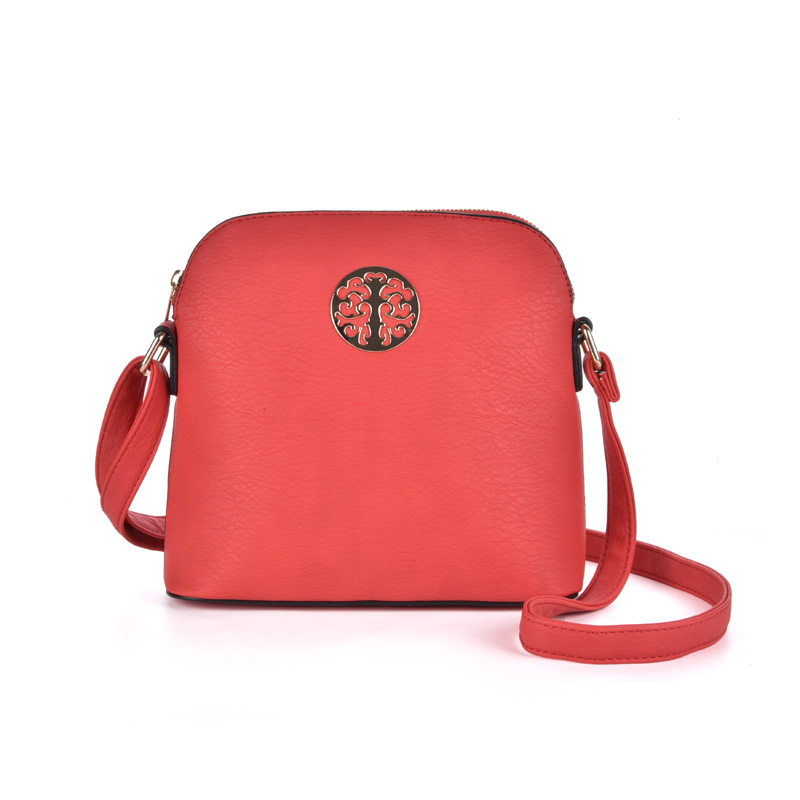 Červená crossbody DKA-2037-red