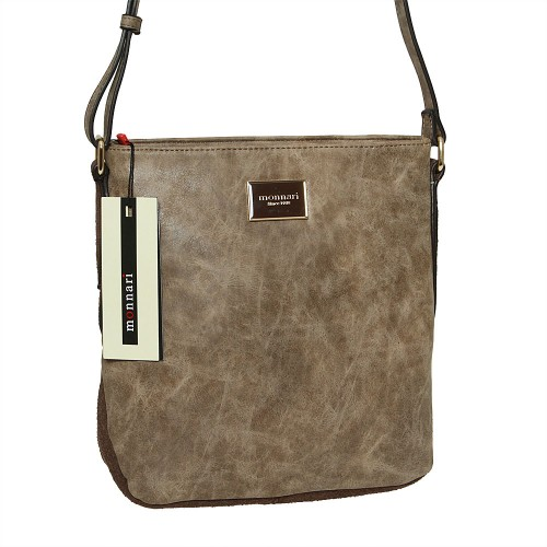 Hnedá crossbody kabelka Monnari MON2880-brown-NEW