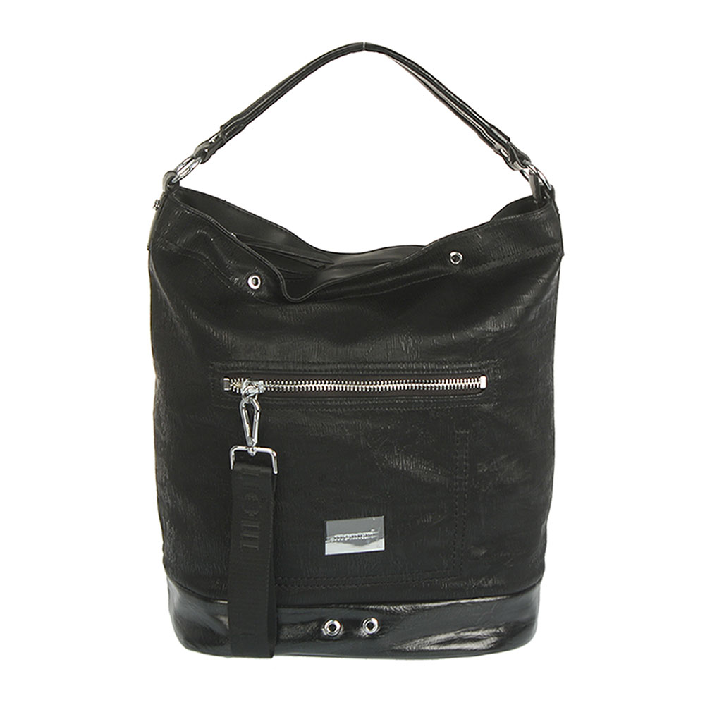 Čierny shopper Monnari MON8720-black