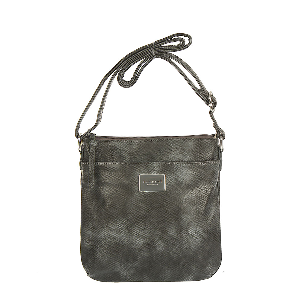 Luxusná crossbody Monnari MON8390-grey