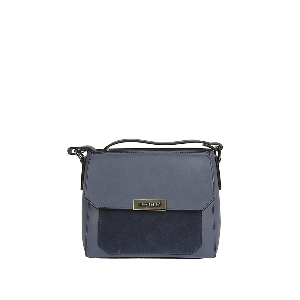 Luxusná crossbody Monnari MON8420-new-blue