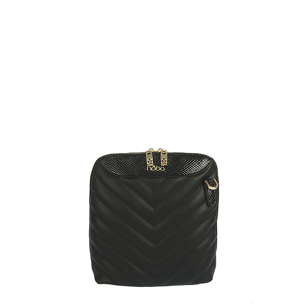 Luxusná crossbody NÓBO NBAG-D2081-C020-black