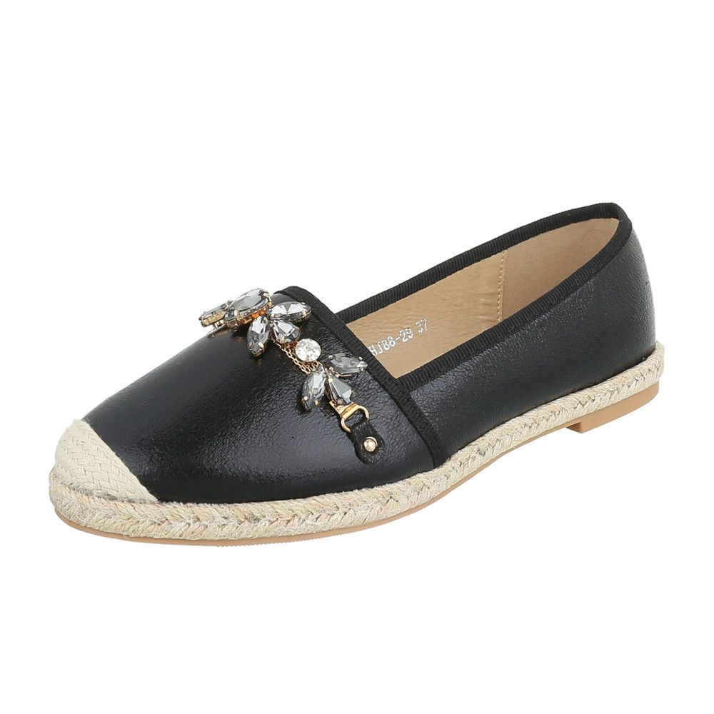 Ligotavé slip-on TOP-HJ88-29-black