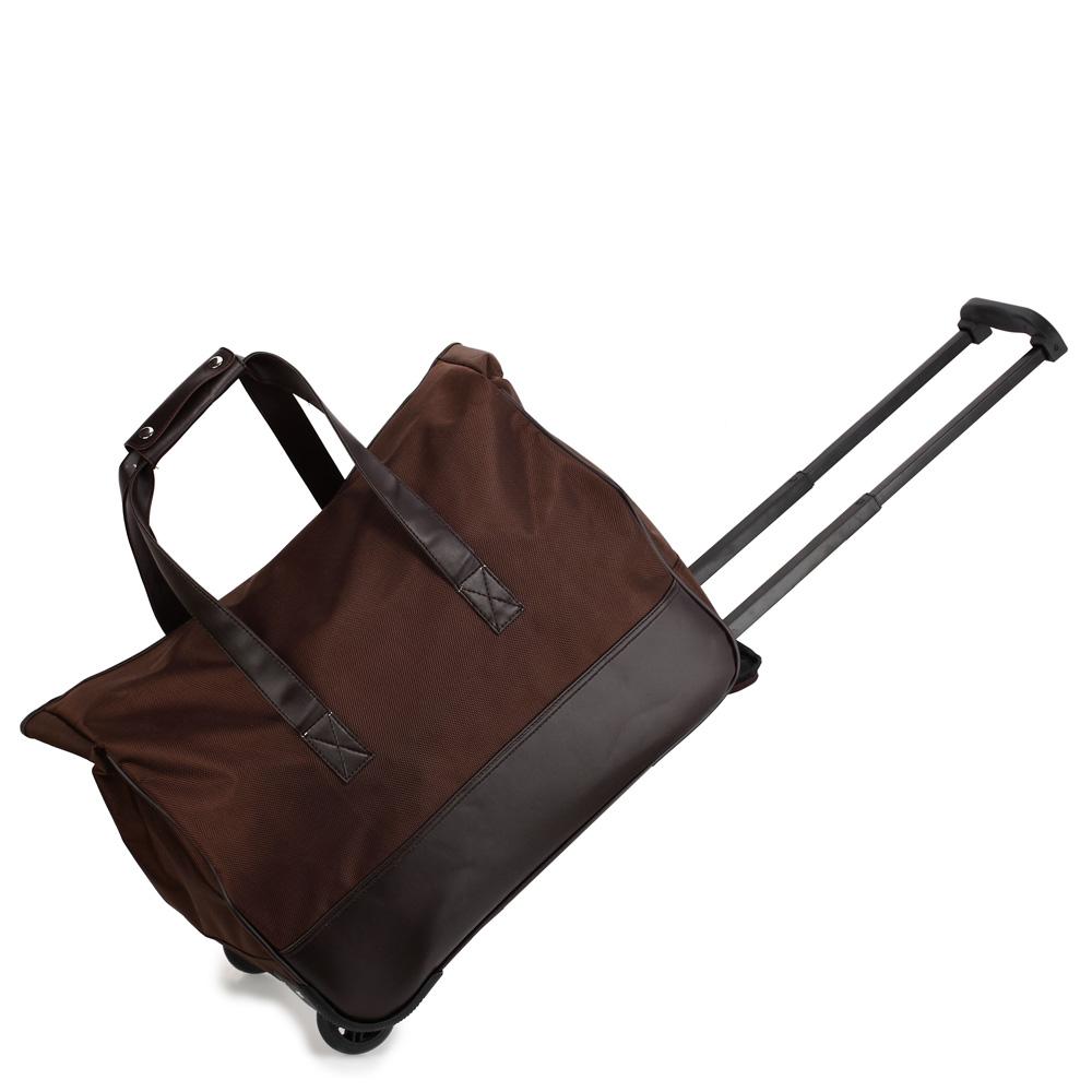 3029097e8d Cestovná taška AGT0018-coffe