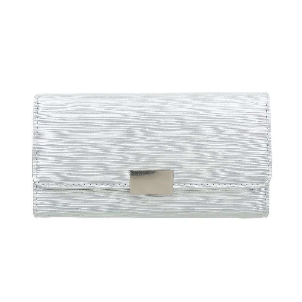 Strieborná peňaženka DUŠANA VSGL-GB-FLD9381-silver 205885c9b71
