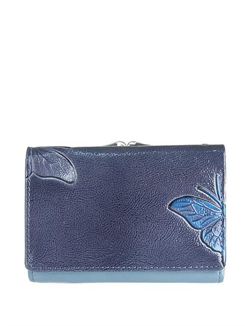 6f9a5ea50873 Modrá dámska peňaženka CAVALDI PCA-SF1705-blue