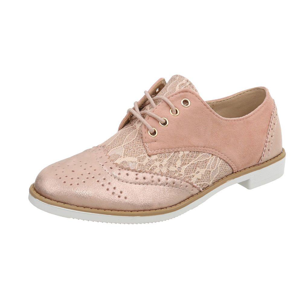 Sivé oxfordky TOP-438-pink 92e3461c193