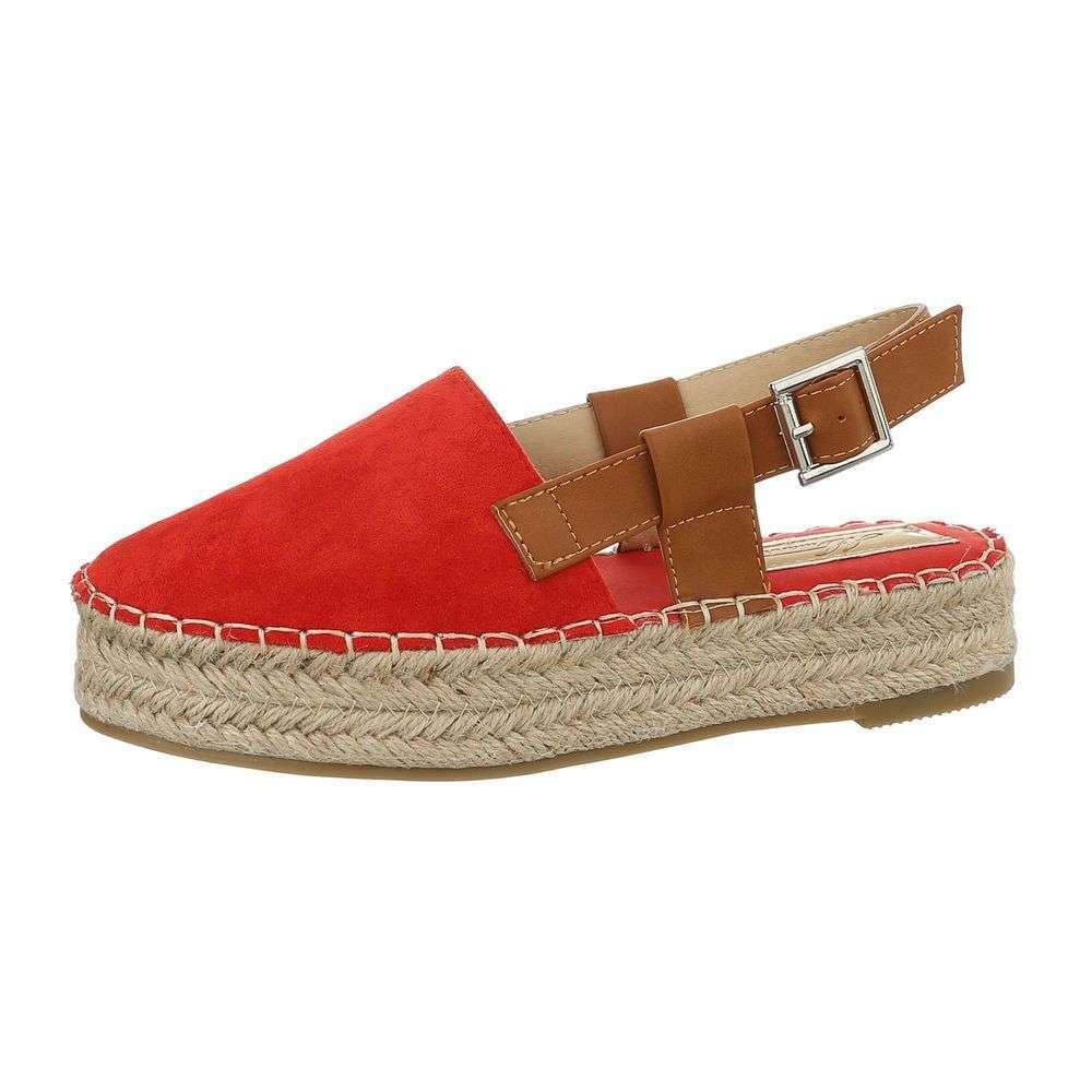 Dámske sandálky TOP-CD-2-red 59d0ff0357e