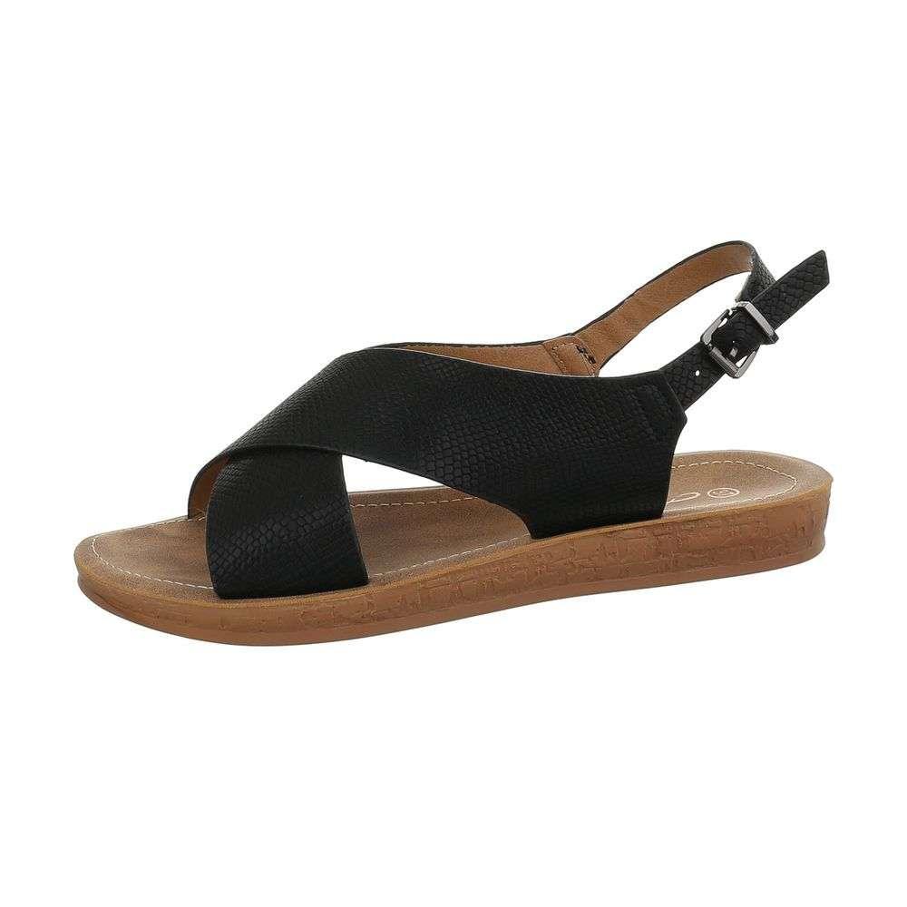 4f95b04314808 Dámske sandále TOP-TS-15-black