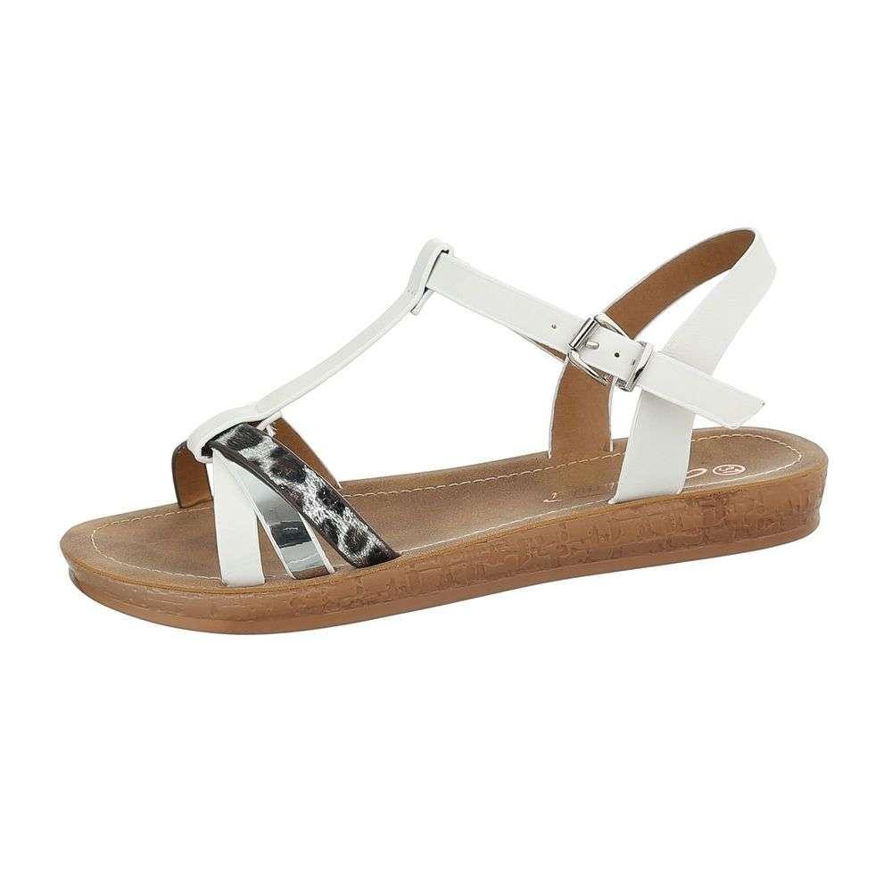 d1bebfde834c0 Pohodlné letné sandále TOP-TS-1-white