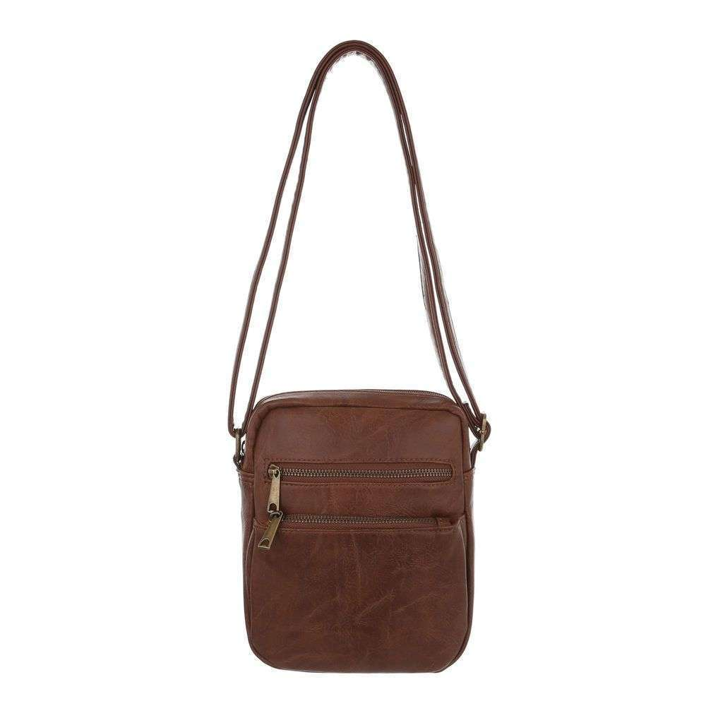 Crossbody kabelka VSGL-1550-631-brown