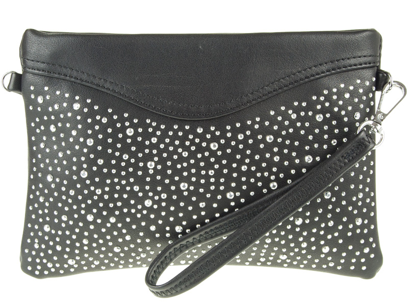 Diamantiková crossbody DKO3007-black