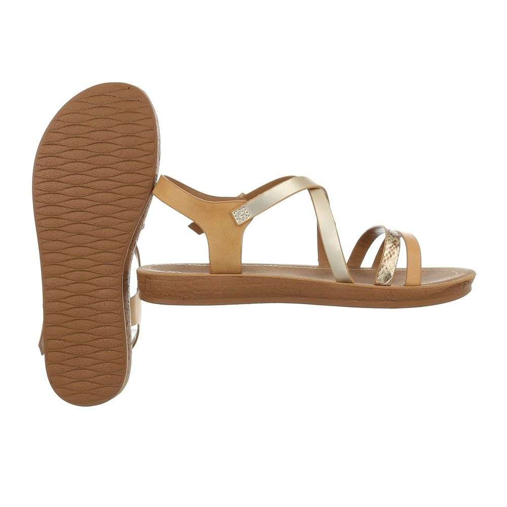 936e443830d31 Pohodlné dámske sandále TOP-TS-8-beige