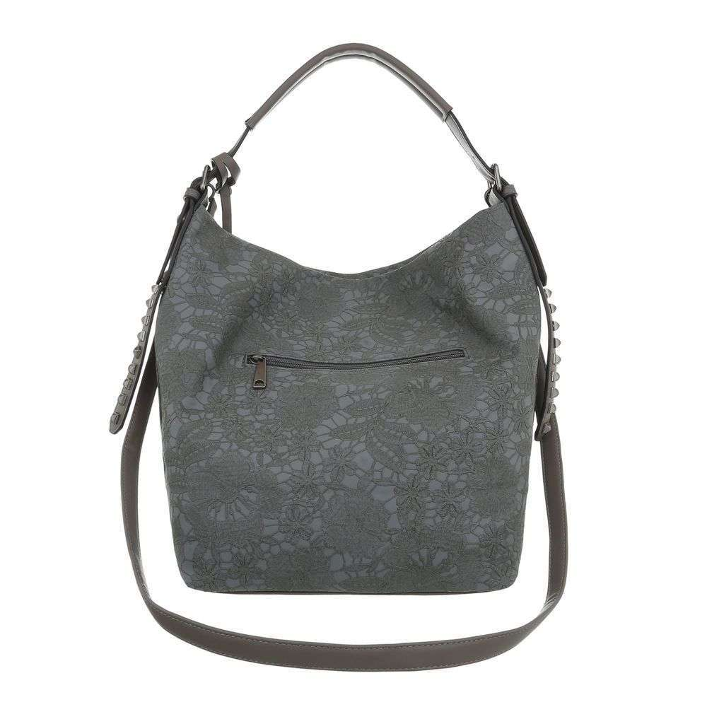 df2bb43e3 Sivá kabelka na rameno VSGL-TA-9335-5-grey
