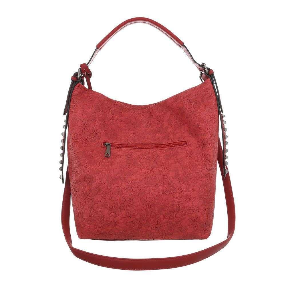 09ded0d0e Červená kabelka na rameno VSGL-TA-9335-5-red