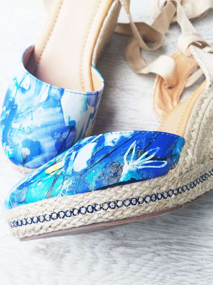f47c5336952c6 Dámske sandále na platforme VI-4056-blue