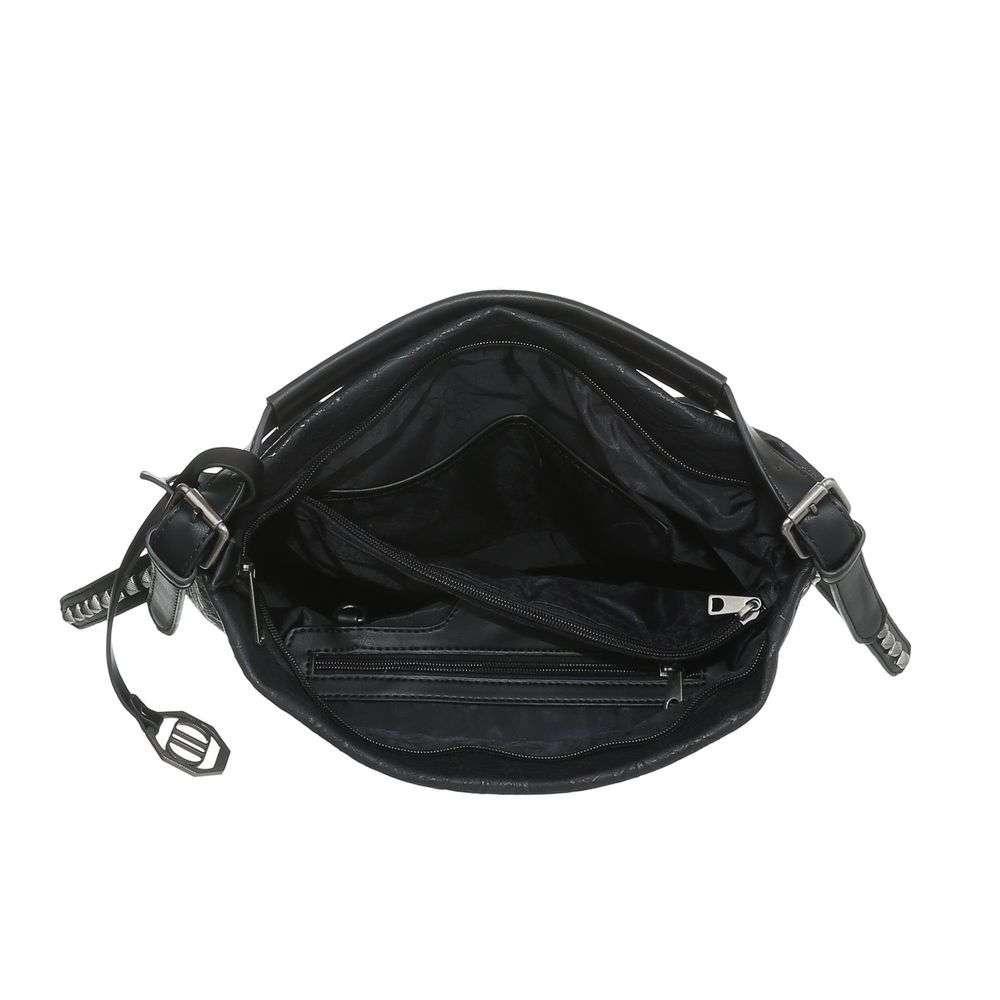 37fc876e3 Čierna kabelka na rameno VSGL-TA-9335-5-black