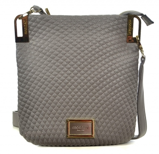 Luxusná crossbody MONNARI MON3581-grey