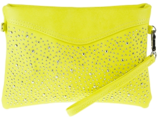 Diamantiková crossbody DKO3007-yellow