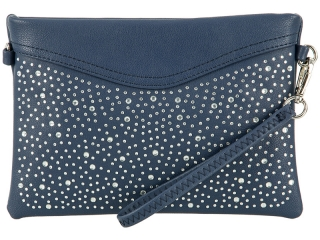Diamantiková crossbody DKO3007-navy